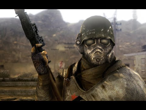 Fallout: New Vegas Remastered Mod Announcement