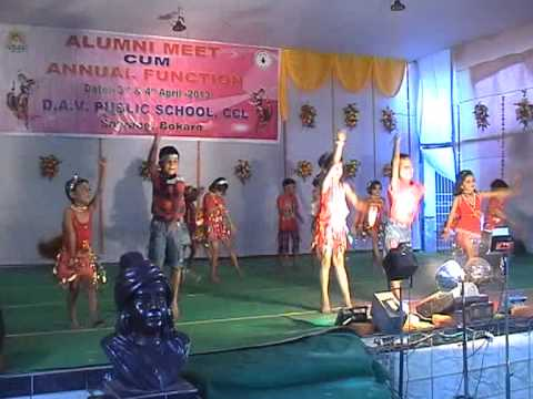 DAV Public School Sawang Alumni Meet cum Annual Function 2013 - Part 3