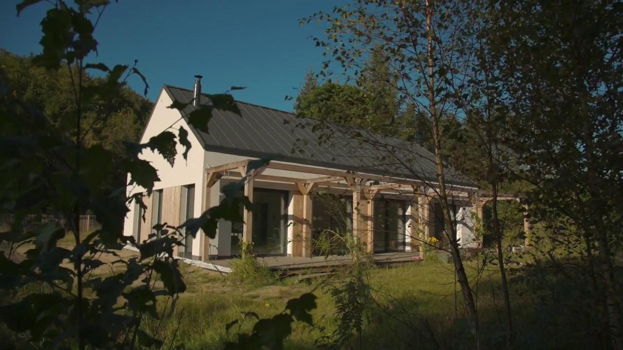 Dom Wiezyca - opowieśc o pasji do przyrody i architektury