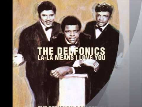 The delfonics somebody loves you