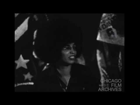 Angela Davis on Socialism and People of Color (1972 Interview)
