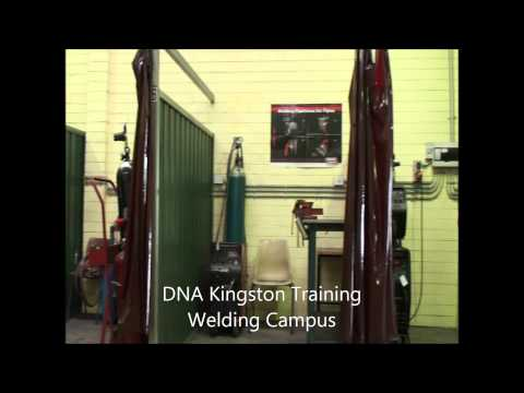 DNA Kingston Training- Our Welding Campus