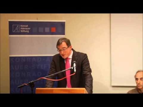 Europe 1914, 1939, 1989, Does History Teach Anything? - Prof. Andreas Rödder.
