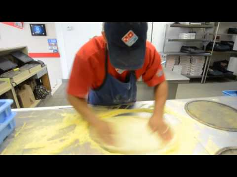 Video: 3 Pizzas in 39 Seconds