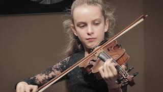 Grażyna Bacewicz - Humoresque for violin and piano