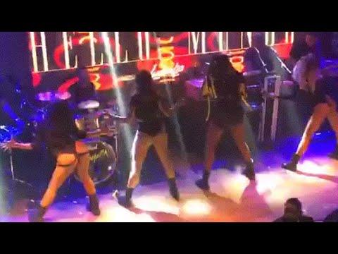 "Ludmila "" Solta A Batida "" Ao Vivo Na Lula Lounge"