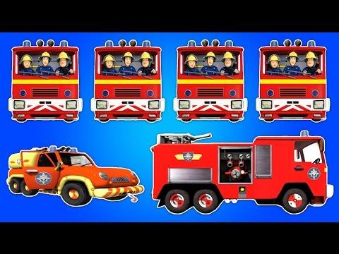 МУЛЬТИК про пожарного Сэма все серии подряд 20 мину. Пожарный Сэм все серии онлайн. Пожарная машина