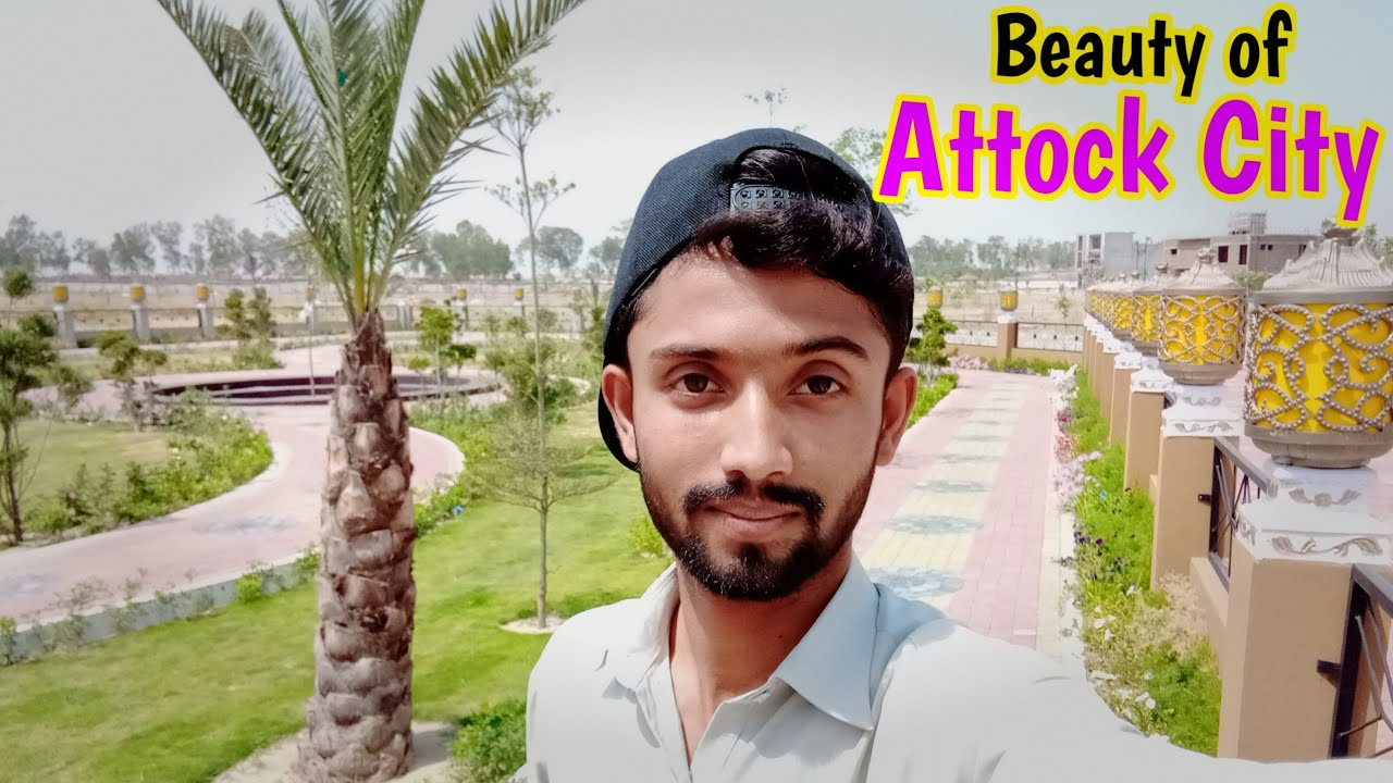 Download Attock City    Mehria Town    Hamad G Vlogs