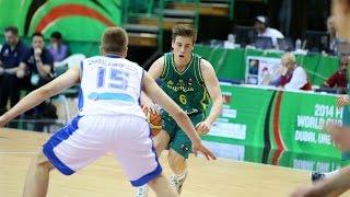 Matt Owies - 2014 U17 World Championships Highlights