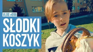 SŁODKI KOSZYK / VLOG #696