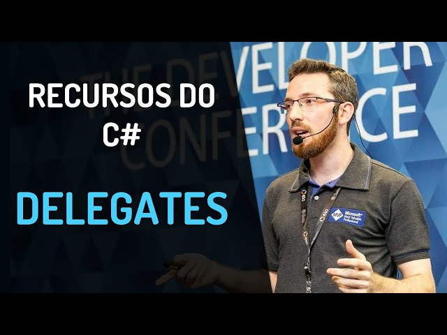 Recursos do C# - Delegates