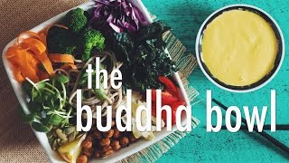 THE BUDDHA BOWL (HEALTHY & VEGAN) | hot for food