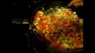 Vegetarian Quesedilla Receipe