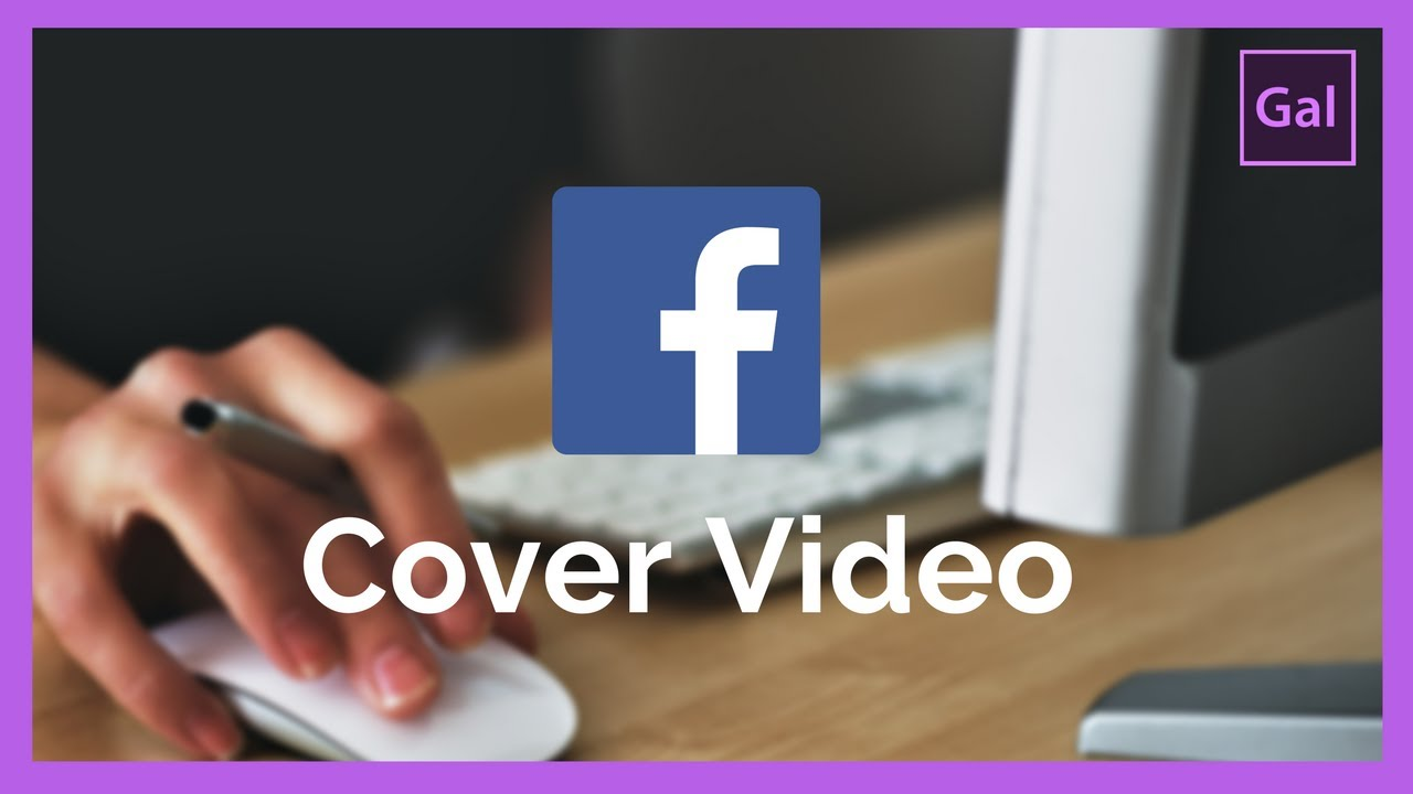 After Effects Facebook Cover Video Tutorial And Template