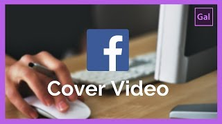 Adobe After Effects Facebook Cover Video Tutorial en Sjabloon!