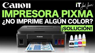 ▶SOLUCIÓN◀  falla alimentación de tinta, Multifuncional Canon Pixma G2100
