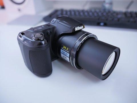 Nikon L340 REVIEW