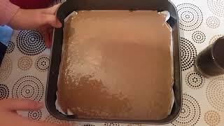 Islak kek tarifi