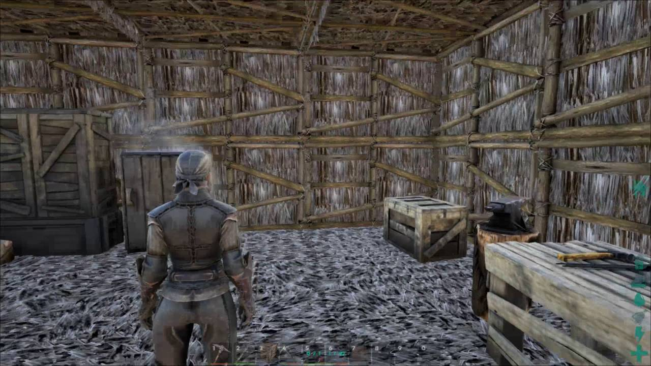 How To Craft Storage Box In Ark Survival Evolved You