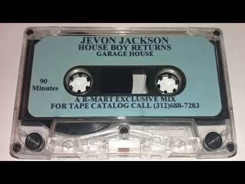 Jevon Jackson - House Boy Returns