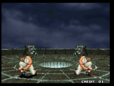 The King of Fighters 97 Orochi