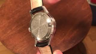 Russian Strela Chronograph Cosmos 40mm Sapphire CO40CYB2