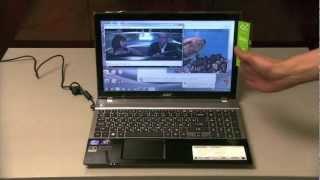 Видео обзор ноутбука Acer Aspire V3-571G(Acer Aspire V3 — новые доступные ноутбуки Acer на базе процессоров Intel Core i3 и Core i5 поколения 2012 года (Ivy Bridge) с дискрет..., 2012-05-24T09:18:14.000Z)