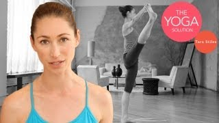 Advanced Yoga Breakdown With Tara Stiles
