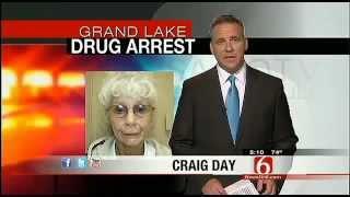 73 Year Old Grandma Responsible For 40 Percent Of Oklahoma's Marijuana Trafficking