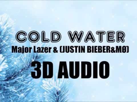 Major Lazer - Cold Water (feat. Justin Bieber & MØ) [3D Audio]