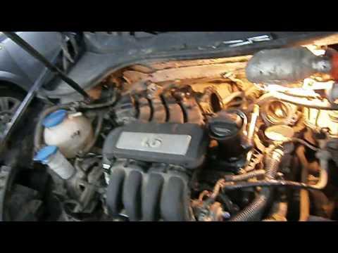 Замена цепи грм на двигателе 2 0 tsi шкода суперб