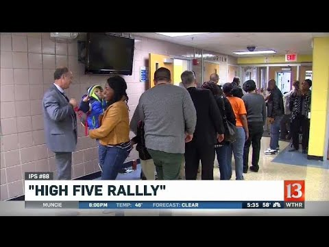 High five rally