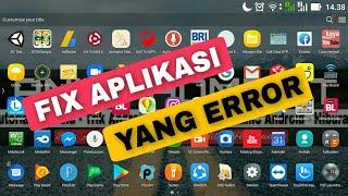 8 cara mengatasi aplikasi android tidak bisa di buka
