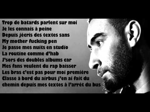 La Fouine feat. Kamelancien - Vécu [Lyrics]