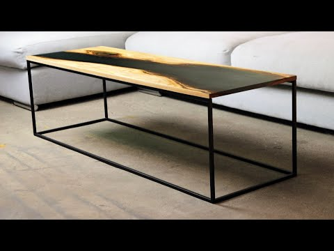 Epoxy River Table in 7 Steps - How To Make
