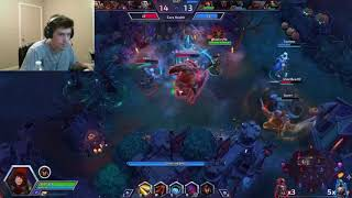 VALLA ALWAYS HITS HER MARK! Heroes of the Storm Pt 17