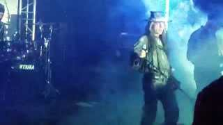 Fields of the Nephilim - Prophecy (live at Whitby Spa Pavilion 2015)