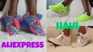ALIEXPRESS HAUL #09 | Aliexpress Sneakers Haul