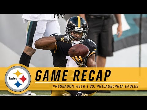 Steelers Nation Radio - Preseason Week 1: Pittsburgh Steelers at Philadelphia Eagles