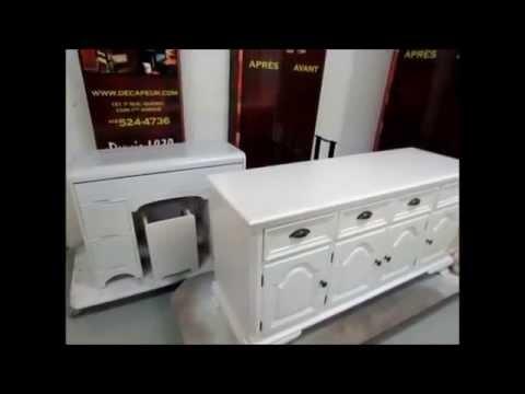 Relooking d armoire de cuisine meuble le d capeur a c - Relooking armoire ...
