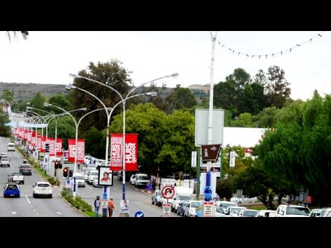 Tonele by die Klein-Karoo Nasionale Kunstefees