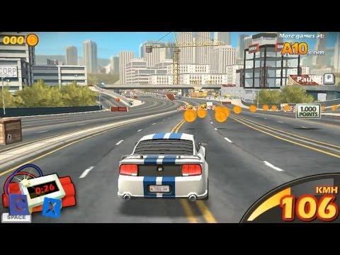 Traffic Slam 3 Gameplay CJX