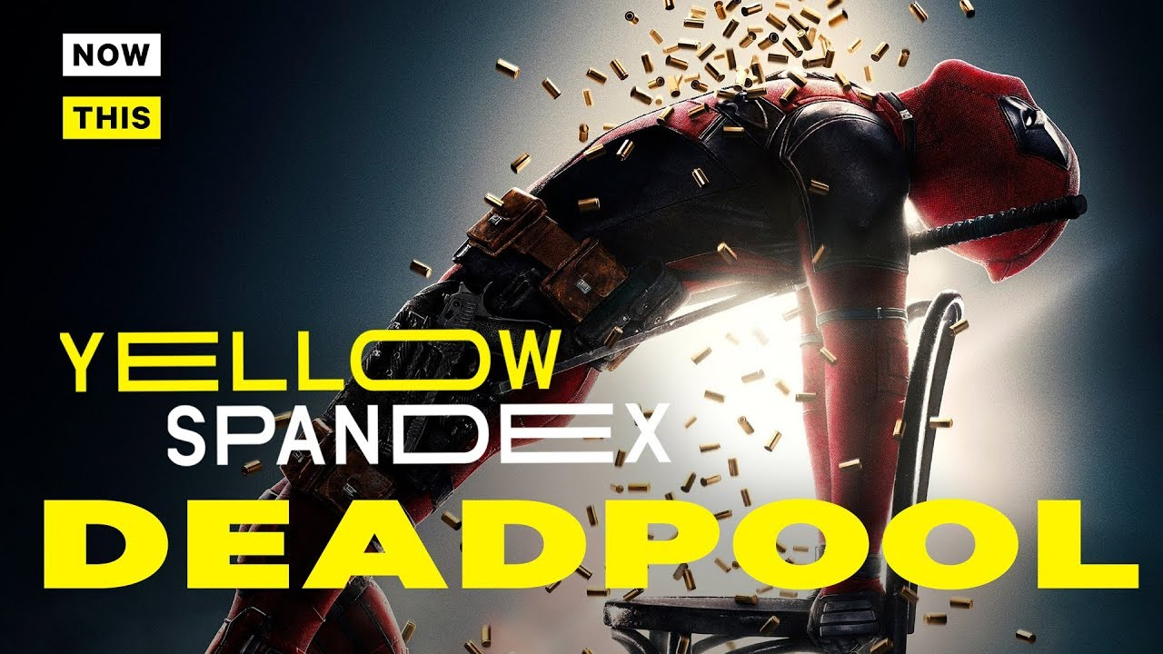 The Evolution of Deadpool's Costume | Yellow Spandex #16 | NowThis Nerd