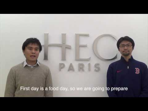Japanese Culture Week - Interview with HEC Paris MBA students
