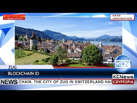 KCN Zug residents will get blockchain based ID