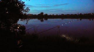 Ловля леща на фидер в июне 2, на Москве реке.