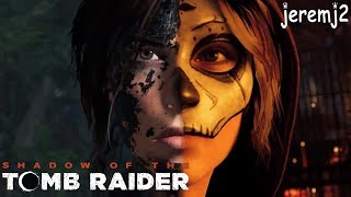 Shadow of the Tomb Raider - GamePlay Trailer Officiel