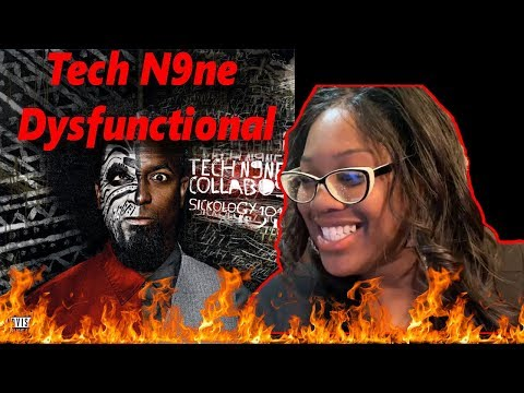😱🔥 Mom reacts to Tech N9ne - Dysfunctional (Feat. Big Scoob & Krizz Kaliko) | Reaction