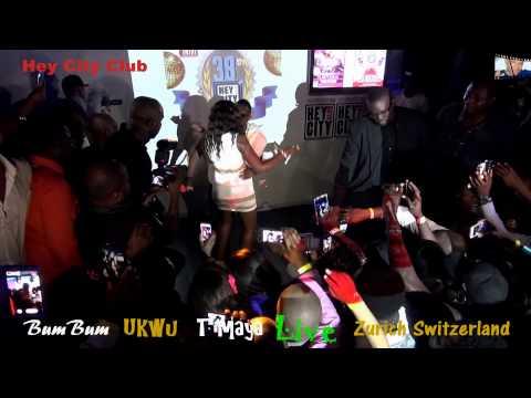 Timaya Live In Zurich Switzerland, Bum Bum / Ukwu