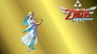 The Legend of Zelda: Skyward Sword- Zelda's Lullaby [EXTENDED]